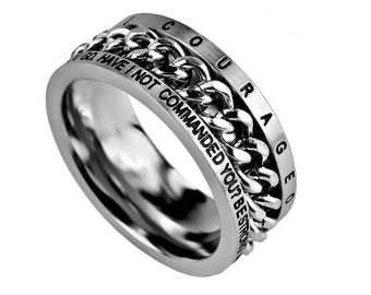 "Chain Ring ""Courageous"""