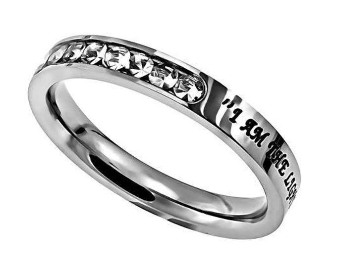 """Beauty Ring """"Light Of The World"""""""