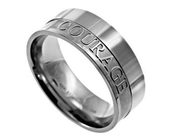 "Scripture Band Men's ""Courage"""