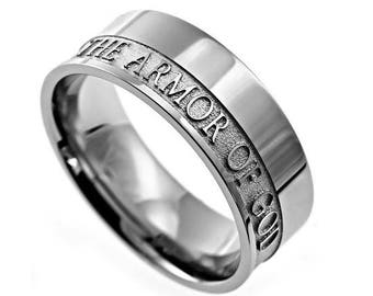 "Scripture Band Men's ""Armor Of God"""