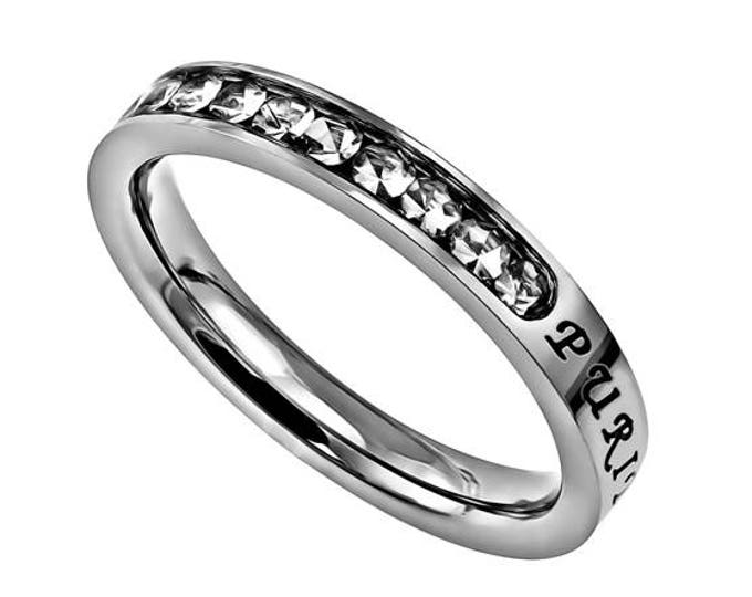 "Beauty Ring ""Purity"""