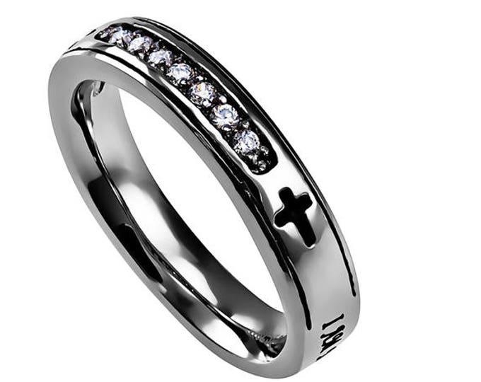 "Ragged Ring "" Beloved"""