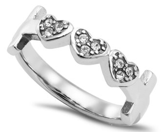 """CZ Cross Ring """"Possible"""""""