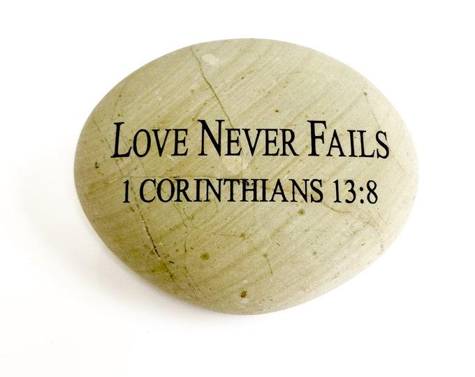 """Faith Rock """"Love Never Fails"""""""