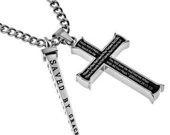 "Black Cross And Nail ""I Know"""