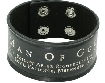 "Roman Cuff ""Man of God"""
