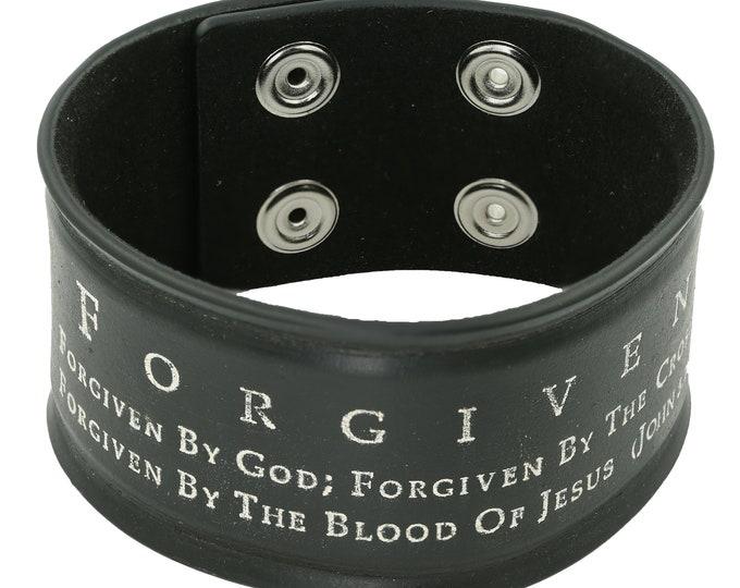 """Roman Cuff """"Forgiven"""""""