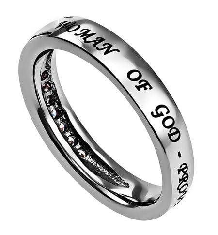 Woman Of God Regent Ring