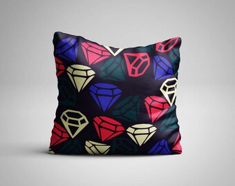 Diamond Print | Cushion