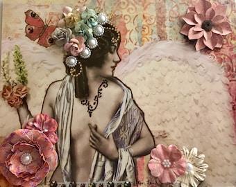 Embellished Prints