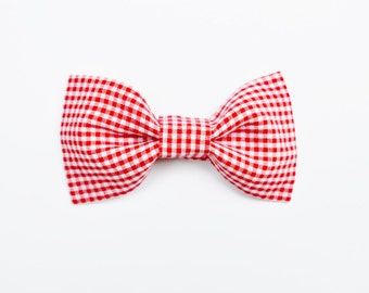 e2382cb62fd7 Red Gingham Boy Bow Tie, Red Bow Tie, Red Gingham Bow Tie, Baby Bow Tie, Boy  Bow Tie, Valentine Bow Tie, Valentine's Day Bow Tie