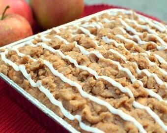 Apple Crumb Cake, NY Crumb Cake, Sweet Desserts, Apple Cinnamon Cake, NY Coffee Cake, Gourmet Cake, Homemade Cakes,Coffee Cake,Luxury Cake