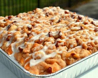 Butter Pecan Crumb Cake, Vanilla Cake, Nut Cake, Butter Cake, NY Crumb Cake, Luxury Cake, Coffee Cake, Gourmet Cake, Homemade Cakes, Pecan