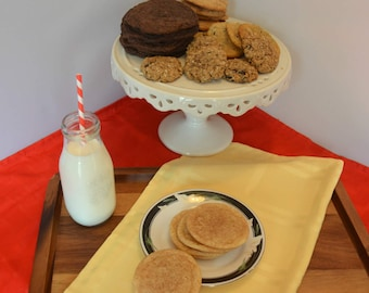 Cookies Gift, College Care Package, Snickerdoodle, Peanut Butter, Double Chocolate Chip, Oatmeal Raisin, Cookie Gifts, Homemade,
