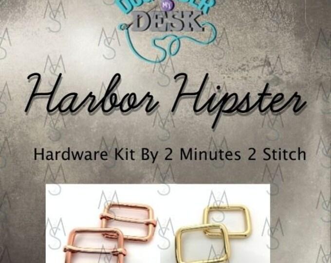 Harbor Hipster - Dog Under My Desk - Hardware Kit