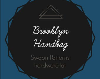 Brooklyn Handbag - Swoon Hardware Kit