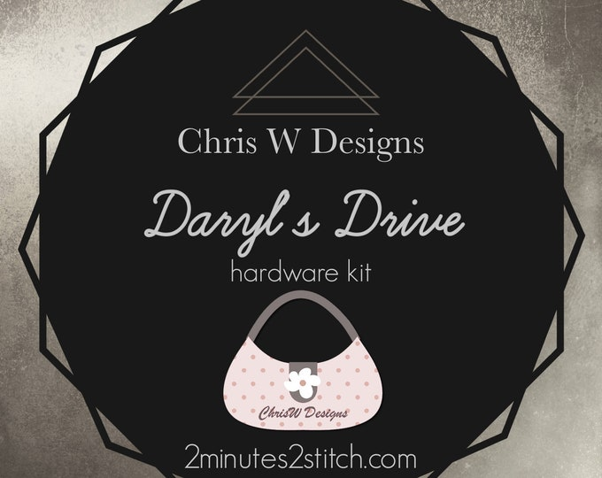 Daryl's Drive - Chris W Designs - Hardware Kit Only