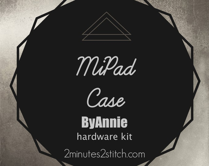 MiPad Case ByAnnie - Hardware Kit Only