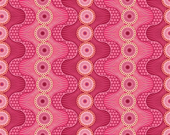Dot Crazy by Benartex - Fun & Games Strawberry - Cotton Woven Fabric