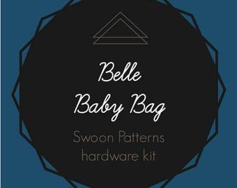Belle Baby Bag - Swoon Hardware Kit