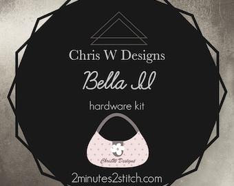 Bella II - Chris W Designs - Hardware Kit Only