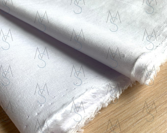 2M2S Fusible Woven Interfacing - Bag Making Supplies - Woven Interfacing - Fusible Interfacing - Cotton Interfacing