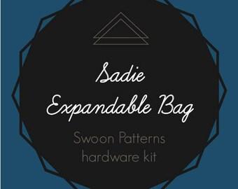 Swoon Bag - Sadie Expandable Bag Hardware Kit
