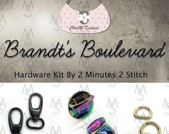 Brandt's Boulevard - Chris W Designs - Hardware Kit Only