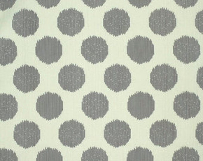 Moonshine by Tula Pink - Static Dot Charcoal PWTP061 - Cotton Woven Fabric