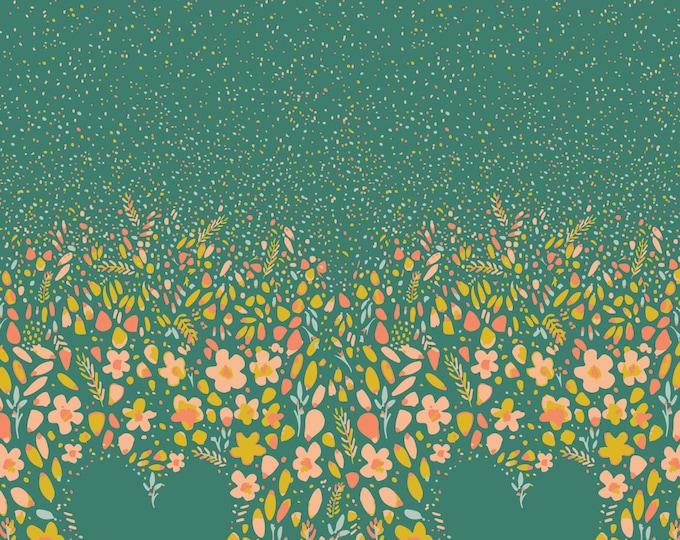 Garden Dreamer by Art Gallery Fabrics - Love Garden Vibrant - Cotton Woven Fabric