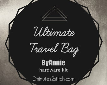 Ultimate Travel Bag ByAnnie - Hardware Kit Only