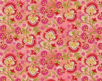 Jardiniere by Studio E - Jacobean Vine - Cotton Woven Fabric