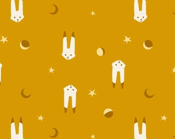 Luna Sol by Windham - Spark Lepus - Cotton Woven Fabric