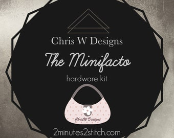 The Minifacto - Chris W Designs - Hardware Kit Only