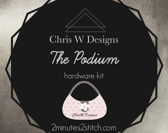 The Podium - Chris W Designs - Hardware Kit Only
