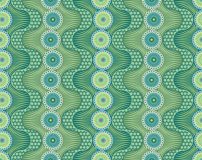 Dot Crazy by Benartex - Fun & Games Green - Cotton Woven Fabric