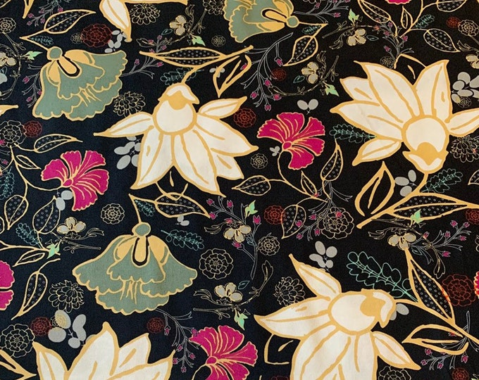 Spices Fusion by Art Gallery Fabrics - Willow Bloom - Cotton Woven Fabric