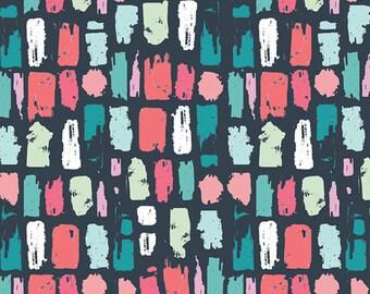 Lavish by Katarina Roccella for Art Gallery Fabrics - Aged Strokes Gloss - Cotton Woven Fabric