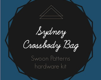 Sydney Crossbody Bag - Swoon Hardware Kit