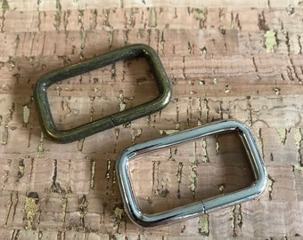 Rectangle Rings - 1-1/2 Inches Wide