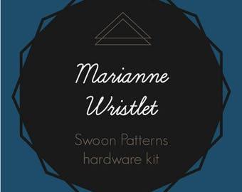 Marianne Wristlet Swoon Hardware Kit