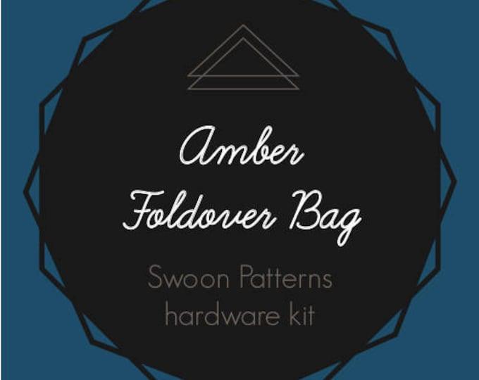 Amber - Swoon Hardware Kit - Swivel Clips, D-Rings, Rectangle Rings