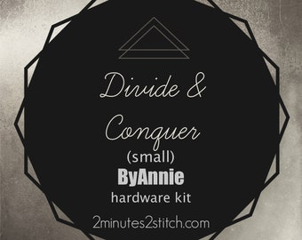 Divide & Conquer (small size) ByAnnie - Hardware Kit Only