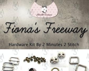 Fiona's Freeway - Chris W Designs - Hardware Kit Only