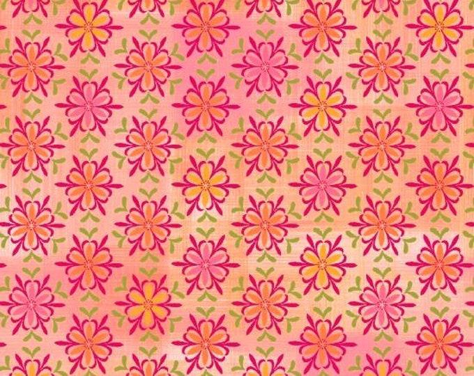 Jardiniere by Studio E - Floral Medallion - Cotton Woven Fabric