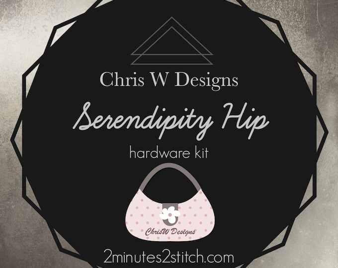 Serendipity Hip - Chris W Designs - Hardware Kit Only