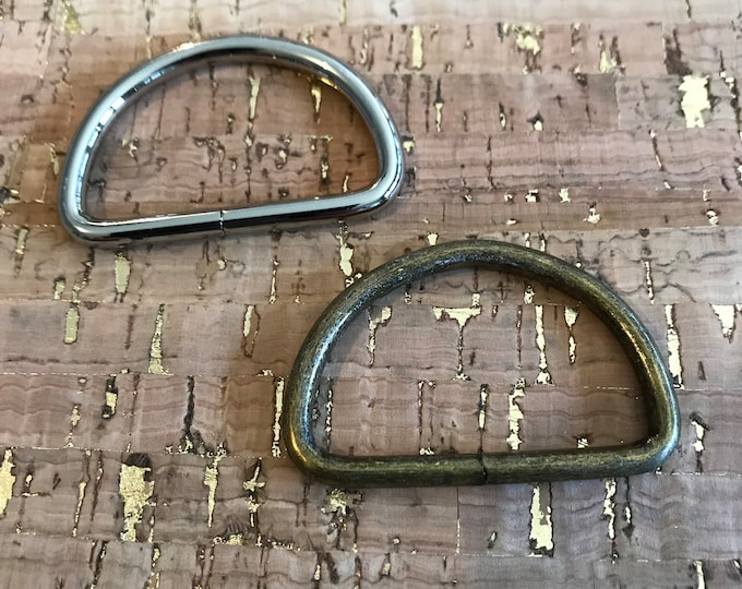D-Ring - 1-1/2 Inches Wide - 10 pieces