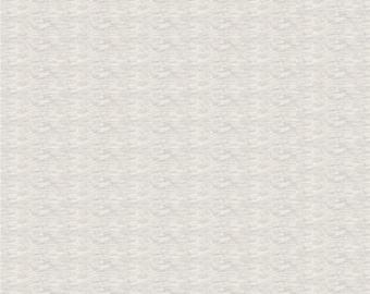 Avalana Knits by Stof Fabrics of Denmark - Light Grey Solid - Cotton Poly Sweatshirt Knit