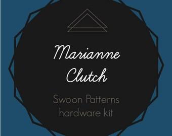 Marianne Clutch - Swoon Hardware Kit