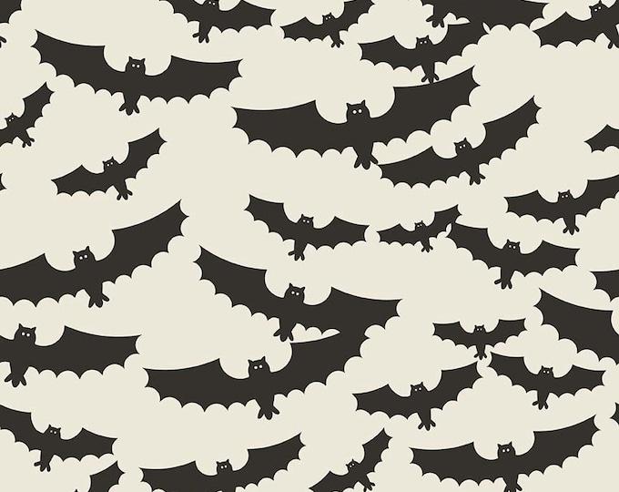 Lost & Found Halloween by Riley Blake - Main Cream - Cotton Woven Fabric